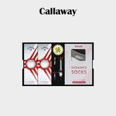 캘러웨이 헥스 디아블로 6구 볼마커 볼빅양말세트