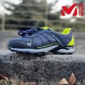 밀레 6인치 경량 안전화 작업화 M-014