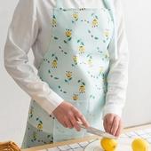 향기 앞치마/  주방용품 패턴앞치마 집들이선물 인쇄가능 북유럽스타일
