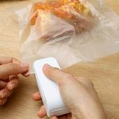 밀봉메이커 / 진공포장 간편한사용법 캠핑용품 주방용품 밀폐기