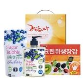 친환경 주방 3종 3호 주방세제+세제리필+위생장갑