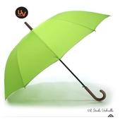 [HAS] 헤즈 자동 솔리드 장우산 HS1A1260(GREEN)