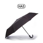 [HAS]헤즈 3단 J형 완전 자동 우산_HS3JA3860(MARINE)