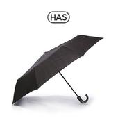 [HAS]헤즈 3단 J형 완전 자동 우산_HS3JA3860(HERRINGBONE)