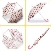 [HAS]헤즈 아동우산_웰시코기 핑크