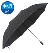 송월 2단우산 다이아라인