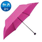 송월 3단우산 미니하운드체크