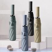 Cochons M2 이중레이어드 3단자동 양우산 자외선차단 우산 암막양산