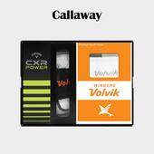 캘러웨이 CXR POWER 3구 볼빅 장갑 양말세트