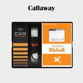 캘러웨이 CXR CONTROL 3구 볼빅 장갑 양말세트
