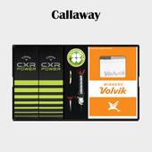 캘러웨이 CXR POWER 6구 볼마커 볼빅양말세트