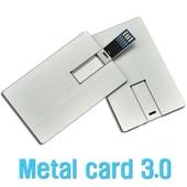 [소프트낸드] 메탈 카드형USB메모리 3.0 256G