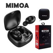 미모아 블루투스 이어폰 BX100