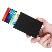 원터치 자동팝업 카드케이스