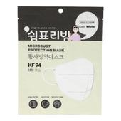국산 식약처허가 KF94 마스크 1P(개별포장)