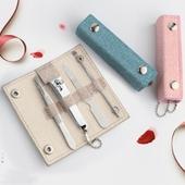 휴대용 소형 열쇠고리 손톱깎이세트(BO005)