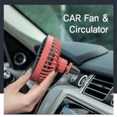 차량용 USB 선풍기/차량용서큘레이터
