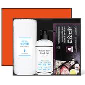 코로나 생활안심세트-V301 (항균타월 1P + 손소독제 500ml 1P + 니트릴장갑 1box)