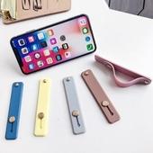 아트텍 당김식 실리콘 핸드폰 홀더(DL010)
