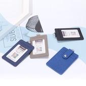 모던오피스 파스텔 목걸이 카드지갑(DE018)