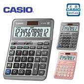 [카시오] 계산기 DF-120FM 그레이/핑크