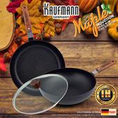 독일 카우프만 메이플 IH 단조 팬 3P 세트(G형)