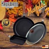 독일 카우프만 메이플 IH 단조 팬 4P 세트(G형)