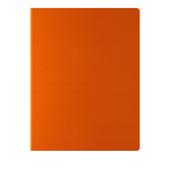 에코 화일(바인더)-오렌지 ※금박가능