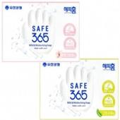 유한양행 해피홈 세이프 365 비누(그린샤워,핑크포레)