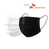 SK M서비스 일회용 4중필터 마스크