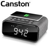 캔스톤 TRI-1 케렌시아 블루투스스피커 무선충전기 시계