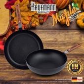 독일 카우프만 메이플 IH 단조 팬 2P 세트(D형)