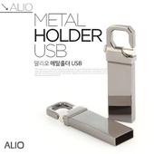 ALIO 메탈 홀더 USB메모리 4G