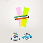 미스테리 착각연필(원형) 5본입 고주파세트