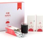 [석류이야기]100% 석류 농축액 (10ml 30포)1박스 갱년기 및 다이어트 보조식품