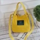 미니 메신저백 / 패션 일상 학생 가방 크로스백 4색 칼러 여행 패션가방 가방 로고가능