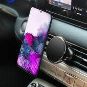 S 나노패드 차량용 핸드폰 거치대 + 차량용 방향제