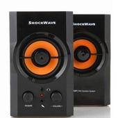 스카이웍스 ShockWave K-POP 우드 스피커