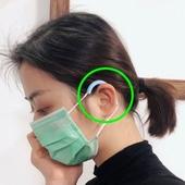 마스크 실리콘캡/귀아픔방지 보호대/이어가드 통증방지