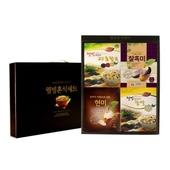 고급 웰빙혼식세트 잡곡4종4호