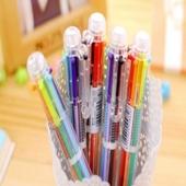 6색 볼펜 / 다색 볼펜