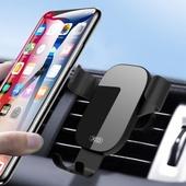 XO C37 메탈그래비티 송풍구 거치대 차량용 스마트폰 거치대