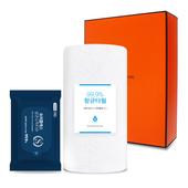 코로나 생활안심세트-V401 (항균타올1P + 손소독티슈 10매입)