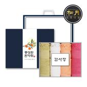 [추석세트/띠지감사장세트] 송월 샤보렌 식스 4매세트