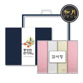 [추석세트/띠지감사장세트] 송월 샤보렌 프레쉬 4매세트