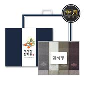 [추석세트/띠지감사장세트] 송월 샤보렌 뉴엔틱 4매세트
