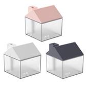 3in1 하우스 LED 가습기 램프 선풍기 3종 구성