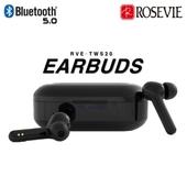로즈비 블루투스 이어폰 이어버드 RVE-TWS20
