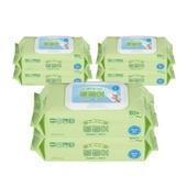 청결이 위생행주(물티슈)60매*6p