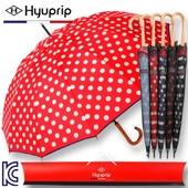 협립 패션우산 55 형광도트 바이어스
